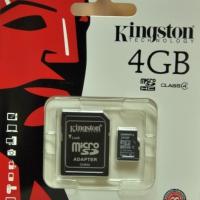 Karta pamięci MicroSD Kingston 4GB